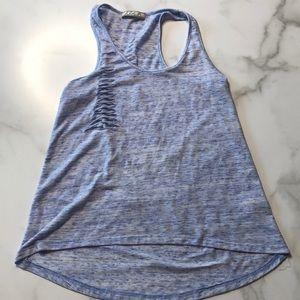 💟 3 for $18 Chloe K Shredded Space Dye Tank